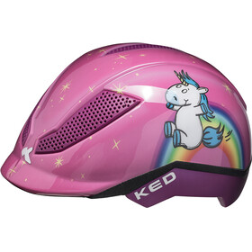 KED Pina Bike Helmet Children colourful
